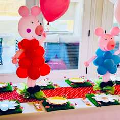 Aasha's Peppa Pig Party  - Peppa Pig