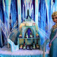Jindi's Frozen 3rd Birthday Party - Frozen