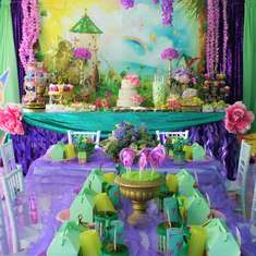 Tinkerbell Birthday Party - Tinkerbell Party