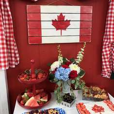Vintage Canada Day Party - Canada Day