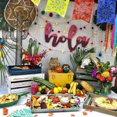 Cinco De Mayo Party - Birthday/ Cinco De Mayo