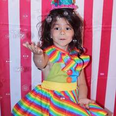 JeAnne Circus 5th birthday party - Circus/ carnival