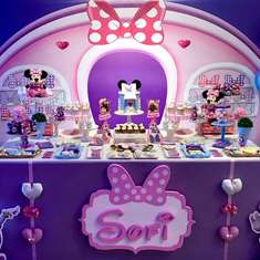 Minnie Bowtique Party  - Minnie Mouse