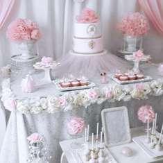 Sweet pink deco  - Pink and flowers