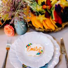 Vivid Eclectic Brunch Party - Boho Chic