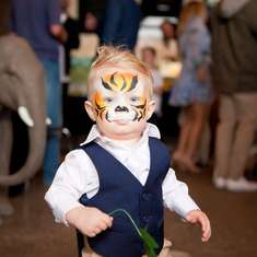 Our Little King 'LAIKER' Is A 'WILD ONE' - The Lion King Jungle