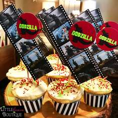 Enzo's Godzilla Movie Night Party! - Godzilla