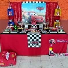 Disney Cars Birthday Party - Cars (Disney movie)