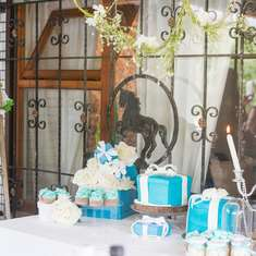 "Tiffany & Co. ""30th Birthday"" Themed Party   - Tiffany & Co."