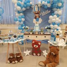 Sweet bear birthday party - Sweet bear