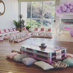 The Ultimate Pamper Experience - Llama Pamper Party