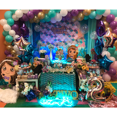 Allenjoy Awesome Mermaid Party - Mermaid Party
