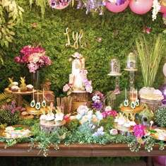 Lyla's Magical Fairy Party - Fairy