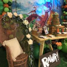 Land Before Time Baby Shower - Land Before Time