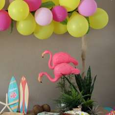 Summer Flamingo Party - Summer