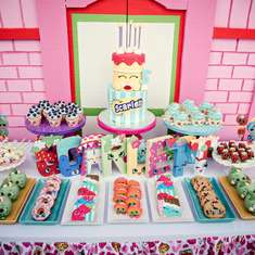 Shopkins Birthday Party - Shopkins