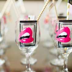Hey Frase Bachelorette Party - Pink Theme