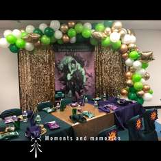 Incredible Hulk Baby Shower - Incredible Hulk Baby Shower