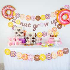 Donut Grow Up - Donuts