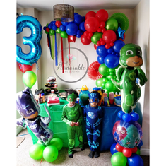 Biggest Pj mask fans party - PJ Masks