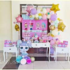 LOL  Surprise Dolls party  - LOL Surprise Dolls