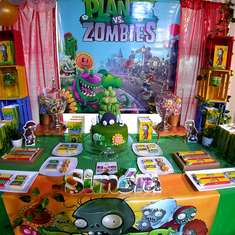 Simus - Plants vs. Zombies