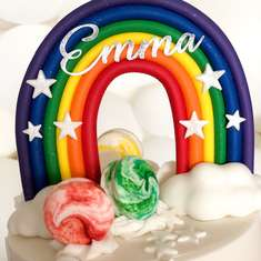 Join us over the RAINBOW to celebrate EMMA  - Original Rainbow