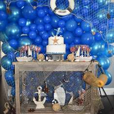 Nautical Baby Shower - Nautical
