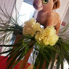 Aateyana's Baby Shower - The Lion King