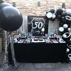 Gaby's Fabulous 50th Birtthday Party - 50th Birthday