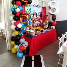 Tomas' Mickey Mouse Birthday Party - Mickey mouse