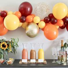 Fall in Love Mimosa Bar - Fall