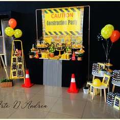 Construction party  - Construction party