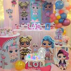 Mía wants to be a Lol doll - LOL Surprise Dolls