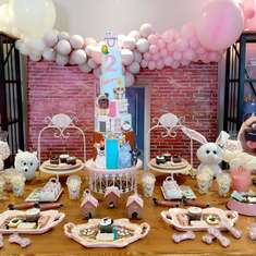 Chloe's Secret Life of Pets birthday party - The secret life of pets