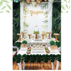 Deluxe Jungle Birthday Party / Cumpleaños Jungla de Lujo - Jungle / Selva / Jungla / Animales Salvajes / Wild Animals