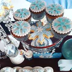Frozen birthday party - Frozen❄❄
