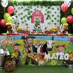 Granja de Zenon Party - Farm