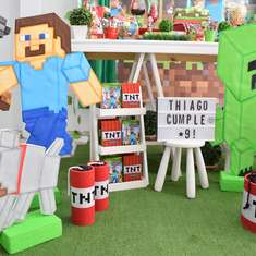 Epic Minecraft Party - Minecraft