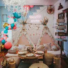 Dreams DO come true sweet 16 - Boho