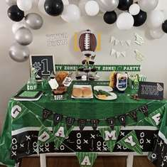 Football Pre-Game Party (Game Day) - Football, NFL, Super Sunday