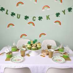 St Patrick's Day Party for Kids - St. Patrick's Day