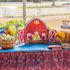 Barn Birthday Party - Barnyard/Farm