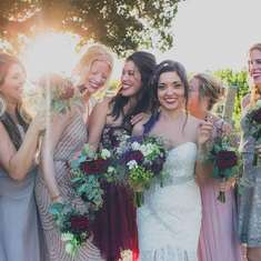 Courtney and Julian's Paso Robles Wedding  - Boho Wedding with French and Southern Accents