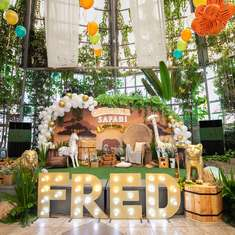 FRED'S LUXE SAFARI - LUXE SAFARI