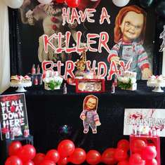 Savvy's 27th Horror Birthday - Horror