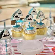 Kids' Shark Party - Sharks