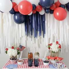 Red, White and Blue Bash - 4th of July