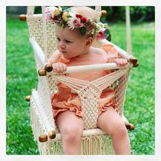 Boho Baby First Birthday - Bohemian/Earthy