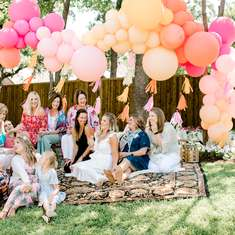 BOHO Bridal Bash - Boho Chic